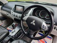 USED 2010 60 MITSUBISHI L200 2.5 DI-D 4X4 BARBARIAN LB DCB 1d AUTO 175 BHP