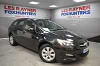 USED 2015 64 VAUXHALL ASTRA 1.6 DESIGN CDTI ECOFLEX S/S 5d 108 BHP Free Road Tax, Great MPG, Cruise control, Air con