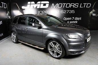 Used Audi cars in Newry from JMD Motors Ltd