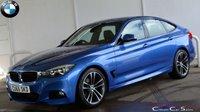 2015 BMW 3 SERIES 320d M-SPORT GT 5 DOOR AUTO 190 BHP £SOLD