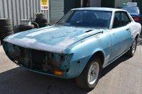 1972 TOYOTA CELICA 1.6 ST 2d 88 BHP £5495.00