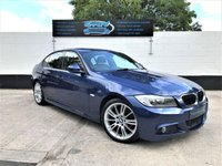 2010 BMW 3 SERIES 2.0 320D M SPORT BUSINESS EDITION 4d 181 BHP £SOLD