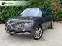 USED 2016 16 LAND ROVER RANGE ROVER 5.0 V8 SVAUTOBIOGRAPHY 5d AUTO 510 BHP LEFT HAND DRIVE LONG WEEL BASE