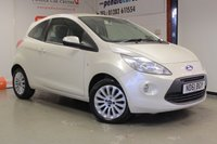 USED 2011 61 FORD KA 1.2 ZETEC 3d 69 BHP