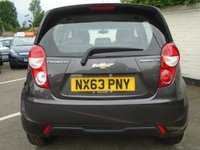 USED 2013 63 CHEVROLET SPARK 1.2 LT 5d 80 BHP GUARANTEED TO BEAT ANY 'WE BUY ANY CAR' VALUATION ON YOUR PART EXCHANGE