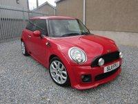 2011 MINI HATCH ONE 1.6 ONE 3d 98 BHP JCW BODY KIT £5995.00