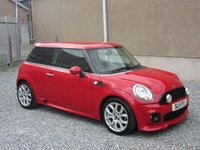 2011 MINI HATCH ONE 1.6 ONE 3d 98 BHP JCW BODY KIT £5995.00