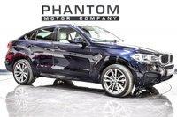 USED 2016 16 BMW X6 3.0 XDRIVE30D M SPORT 4d AUTO 255 BHP