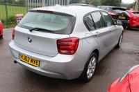 USED 2012 62 BMW 1 SERIES 1.6 114I ES 5d 101 BHP
