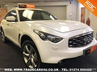 USED 2011 61 INFINITI FX FX 37S 3.7 V6 AWD S PREMIUM AUTO UK DELIVERY* RAC APPROVED* FINANCE ARRANGED* PART EX