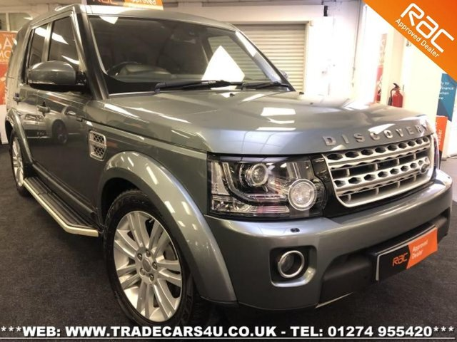 2014 LAND ROVER DISCOVERY FACELIFT DISCOVERY 4 3.0 SDV6 HSE AUTO 7 SEATER