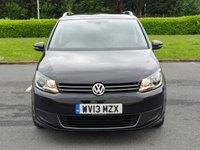 USED 2013 13 VOLKSWAGEN TOURAN 1.6 SE TDI DSG 5d AUTO 106 BHP