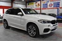 2016 BMW X5 3.0 XDRIVE40D M SPORT 5d AUTO 309 BHP 7 SEATER £32995.00