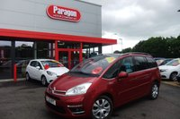 USED 2013 13 CITROEN C4 GRAND PICASSO 1.6 PLATINUM HDI 5d 110 BHP ****12 months warranty****