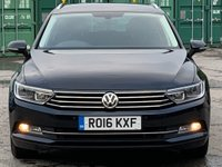 USED 2016 16 VOLKSWAGEN PASSAT 2.0 TDI BlueMotion Tech SE Business DSG (s/s) 5dr TouchScreen/HillAssist/Cruise