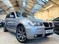 USED 2006 56 BMW X3 3.0 30sd M Sport 5dr 12M MOT 3MONTH WARRANTY