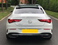 USED 2019 MERCEDES-BENZ CLA CLASS 1.6 CLA180 AMG Line Edition 7G-DCT (s/s) 4dr VAT Q DELIVERY MILES ONLY
