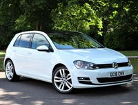 USED 2016 16 VOLKSWAGEN GOLF 1.6 GT EDITION TDI BLUEMOTION TECHNOLOGY 5d 109 BHP
