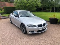 USED 2011 61 BMW 3 SERIES 2.0 320D M SPORT 2d 181 BHP This car is outstanding condition for the age... low mileage.... and full black leather