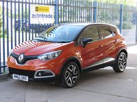 USED 2016 65 RENAULT CAPTUR 1.5 DYNAMIQUE S NAV DCI 5d Sat nav Cruise Privacy Alloys Low Miles with SatNav,Privacy Glass,Parking Sensors and Service History