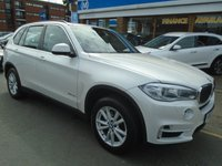 USED 2013 63 BMW X5 3.0 XDRIVE30D SE 5d AUTO 255 BHP ULEZ EXEMPT 7 SEATS, 1 OWNER