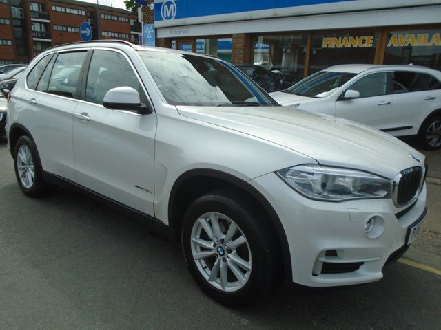 2013 63 BMW X5 3.0 XDRIVE30D SE 5d AUTO 255 BHP ULEZ EXEMPT