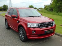 USED 2014 14 LAND ROVER FREELANDER 2 2.2 SD4 DYNAMIC 5d AUTO 190 BHP SAT NAV, DYNAMIC PLUS PACK