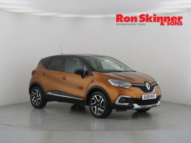 View our 2018 18 RENAULT CAPTUR 0.9 DYNAMIQUE S NAV TCE 5d 90 BHP