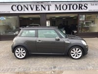 2011 MINI HATCH COOPER 1.6 COOPER S 3d 184 BHP CHILI PACK £8490.00