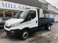2016 IVECO DAILY 2.3 35C13V 130 BHP TIPPER £17395.00
