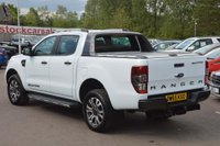 USED 2016 65 FORD RANGER 3.2 TDCi Wildtrak Double Cab Pickup 4x4 4dr ONE OWNER, DRIVER ASSISTANCE