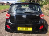 USED 2014 14 HYUNDAI I10 1.0 SE 5dr £20 Tax ! 1 Owner ! 70 MPG !