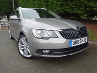 USED 2013 63 SKODA SUPERB 2.0 ESTATE ELEGANCE TDI CR 5d 139 BHP