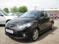 USED 2010 60 MAZDA 2 1.3 TAKUYA 5d 74 BHP AIR CONDITIONING - AUX INPUT