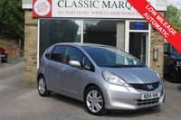 USED 2014 14 HONDA JAZZ 1.3 I-VTEC ES PLUS 5d 99 BHP