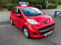 USED 2009 09 PEUGEOT 107 1.0 URBAN 5d 68 BHP Buy with confidence from a garage that has been established  for 26 years.