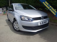 USED 2010 10 VOLKSWAGEN POLO 1.2 S A/C 5d 60 BHP
