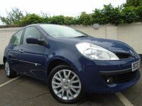 USED 2008 08 RENAULT CLIO 1.1 DYNAMIQUE 16V TURBO 5d 100 BHP GUARANTEED TO BEAT ANY 'WE BUY ANY CAR' VALUATION ON YOUR PART EXCHANGE