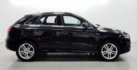 USED 2013 13 AUDI Q3 2.0 TDI QUATTRO S LINE 5d 138 BHP