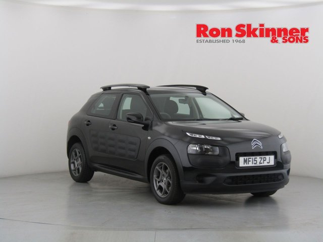 View our 2015 15 CITROEN C4 CACTUS 1.2 PURETECH FEEL 5d 80 BHP