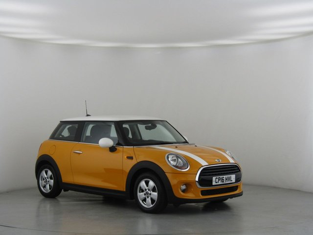 View our 2016 16 MINI HATCH COOPER 1.5 COOPER 3d 134 BHP