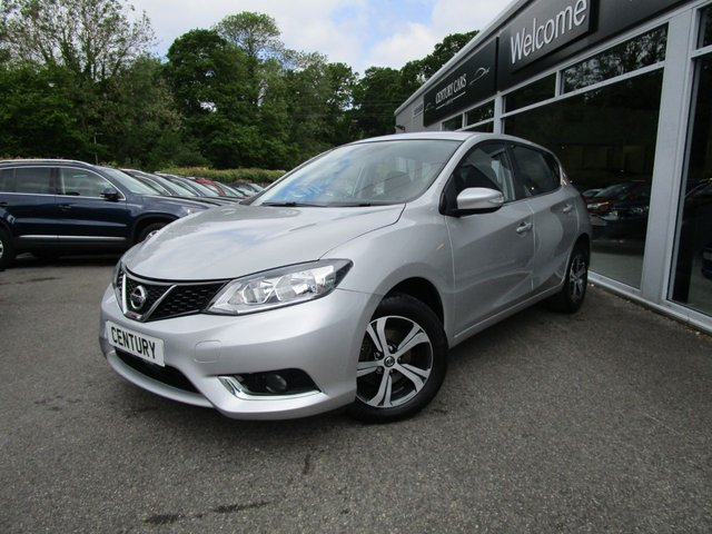View our NISSAN PULSAR