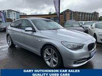 USED 2011 BMW 5 SERIES 3.0 530D SE GRAN TURISMO 5d 242 BHP