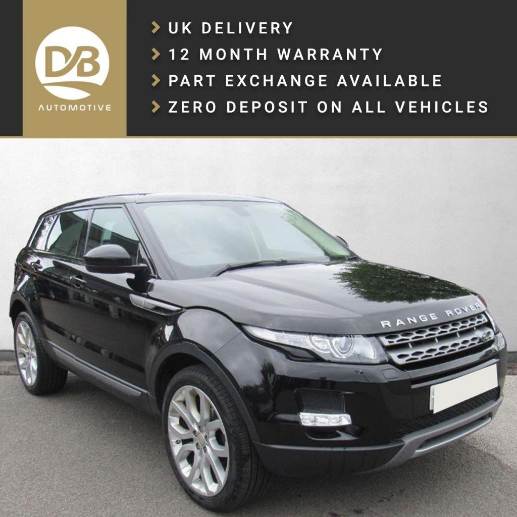 2015 Land Rover Range Rover Evoque Sd4 Dynamic £21,755