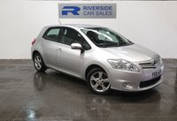 USED 2010 TOYOTA AURIS 1.6 V-Matic TR 5dr