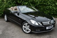 USED 2011 11 MERCEDES-BENZ E CLASS 1.8 E250 CGI BLUEEFFICIENCY SE 2d 204 BHP