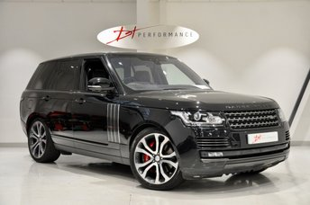 2017 LAND ROVER RANGE ROVER 5.0 V8 SVAUTOBIOGRAPHY DYNAMIC 5d AUTO 543 BHP £85950.00