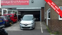 USED 2016 16 RENAULT SCENIC 1.5 DYNAMIQUE NAV DCI 5d 110 BHP ONLY 12320 MILES FROM NEW.CHEAP TO RUN, LOW CO2 EMISSIONS(105G/KM), EXCEPTIONALLY LOW ROAD TAX- £20 AND EXCELLENT FUEL ECONOMY! GOOD SPECIFICATION INCLUDING CLIMATE CONTROL, SATELLITE NAVIGATION, HALF LEATHER TRIM, AND ALLOY WHEELS!  ONLY 12320 MILES. MEETS ALL LARGE CITY EMISSION STANDARDS.