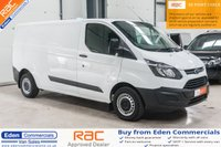 USED 2015 64 FORD TRANSIT CUSTOM 2.2 290 LWB * LONG WHEEL BASE *
