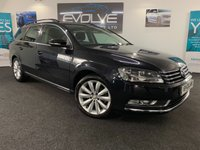 USED 2013 13 VOLKSWAGEN PASSAT 1.6 HIGHLINE TDI BLUEMOTION TECHNOLOGY 5d 104 BHP GREAT SPEC, IMMACULATE!!